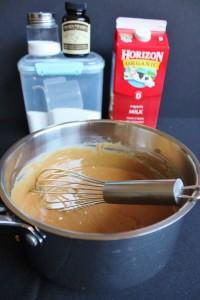 Homemade dulce de leche on wildwildwhisk.com