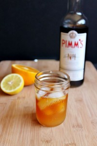 Pimm's sundowner on wildwildwhisk.com