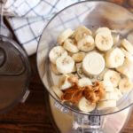 Cookie Butter Banana Ice Cream | wildwildwhisk.com