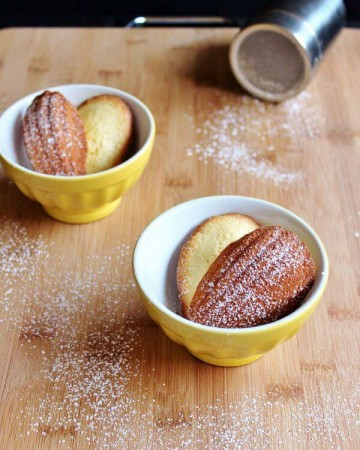 Vanilla Madeleines | wildwildwhisk.com