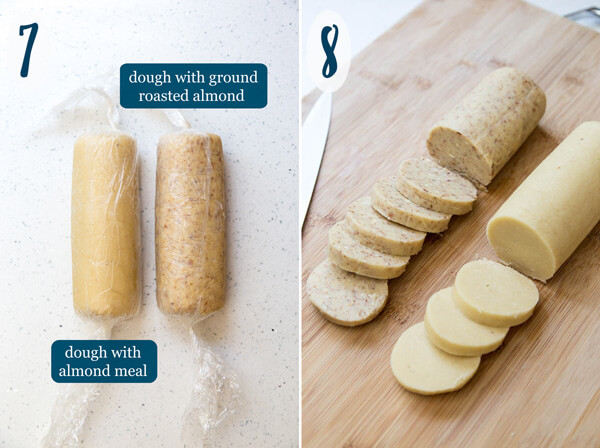 Almond Shortbread Cookies | wildwildwhisk.com