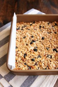 Granola Bars | wildwildwhisk.com