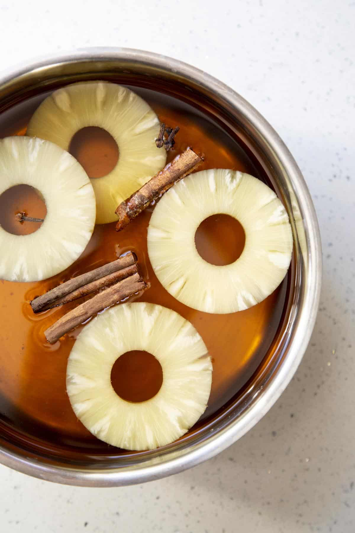 Spiced Apple Cider | wildwildwhisk.com