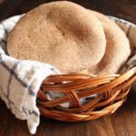 Whole Wheat Pita Bread | wildwildwhisk.com