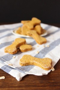 Fishy Dog Treats | wildwildwhisk.com