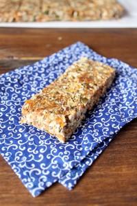 No Bake Seedy Date Bar | wildwildwhisk.com
