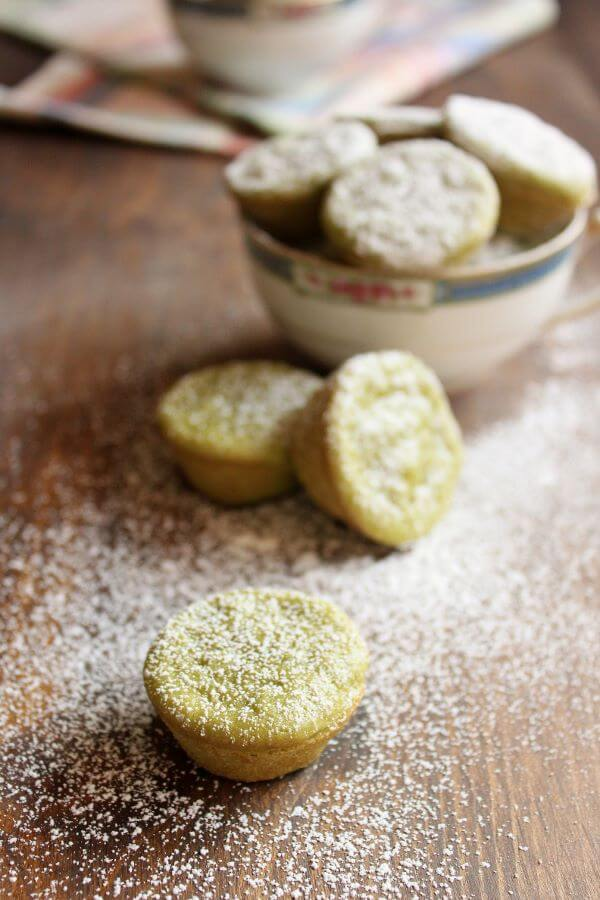 Green Tea Coconut Mochi 5