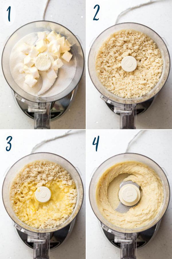 Mini Almond Pluot Pie | wildwildwhisk.com