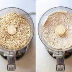 Peanut Butter Apple Dog Treats with Oat Flour | wildwildwhisk.com