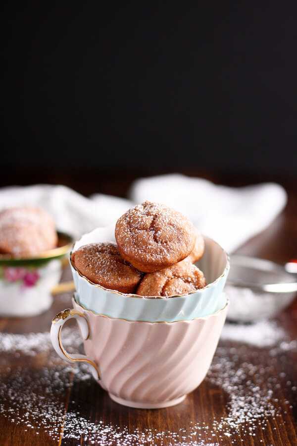 These cute little Guava Coconut Mochi are chewy and bursting with guava flavor. And as a bonus, they are naturally gluten free! | wildwildwhisk.com