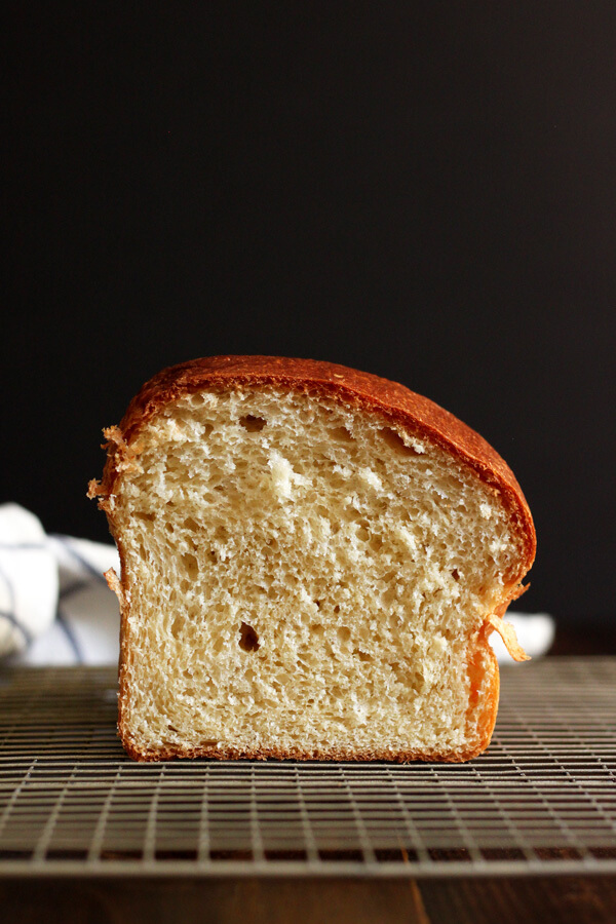 Brioche Loaf Bread