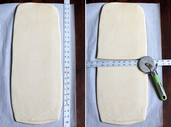 How to make croissant - End of lamination