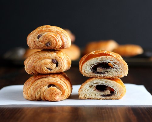 Chocolate Croissant {Croissant Series Part 3} - Wild Wild Whisk