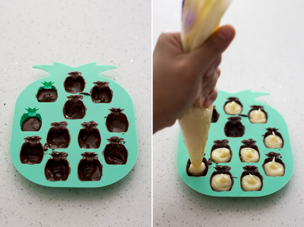 How to make Pineapple Truffles
