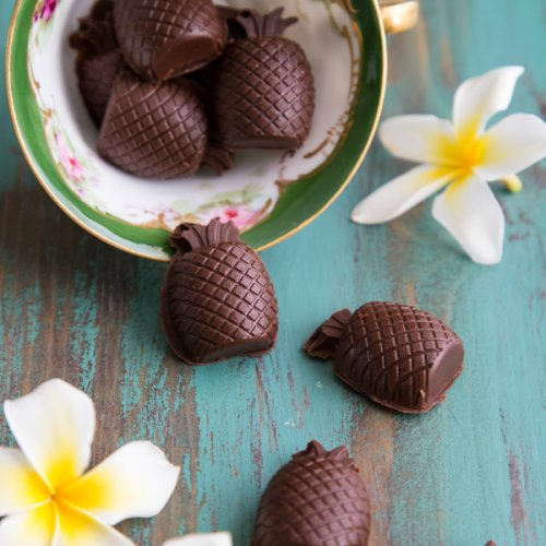 Pineapple Truffles