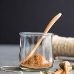 Apple Pie Spice in a jar