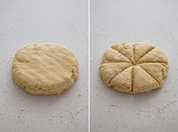 How to make Basic Cream Scones