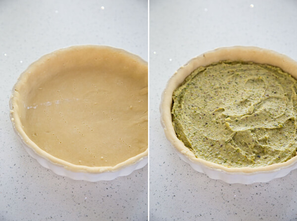 How to make Pear Pistachio Frangipane Tart