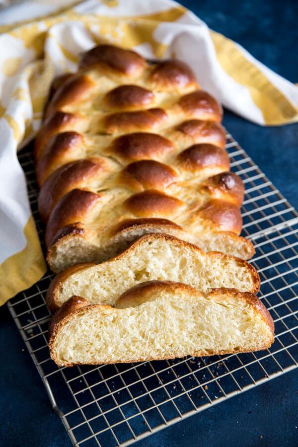 Challah Bread Recipe Dairy Free Wild Wild Whisk