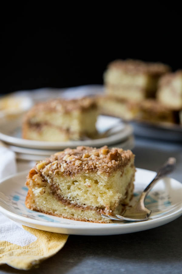 Sour Cream Coffee Cake Wild Wild Whisk