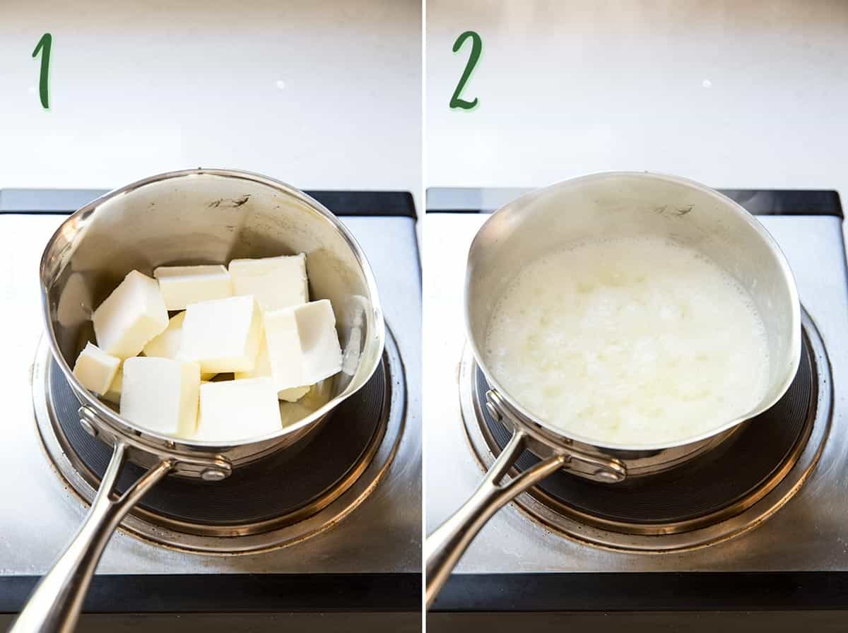 How to make brown butter step by step