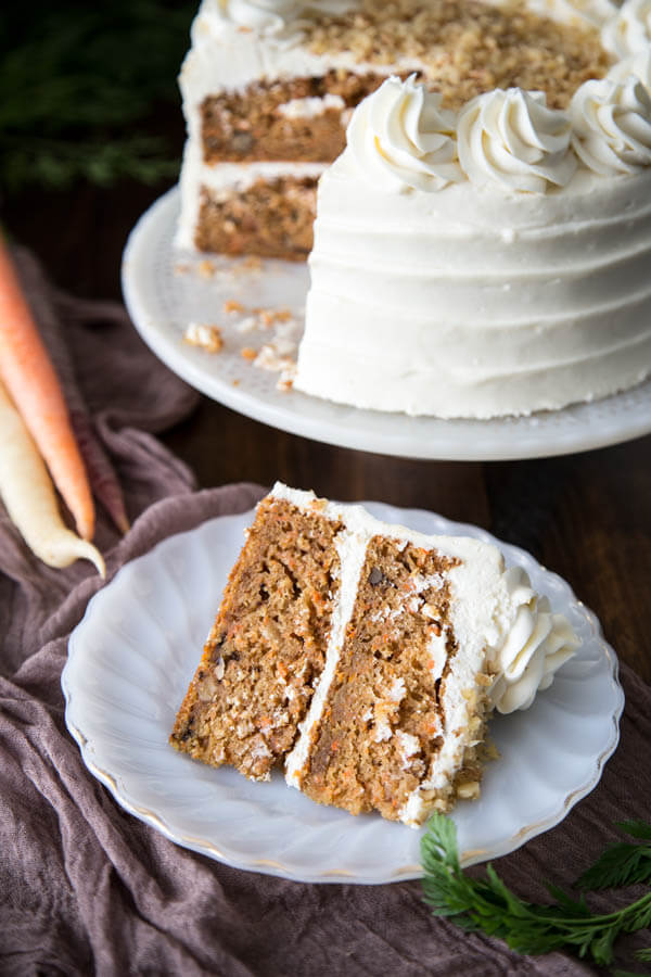 The Best Carrot Cake Wild Wild Whisk